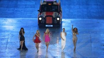 Las Spices Girls volvieron a juntarse para cantar juntas
