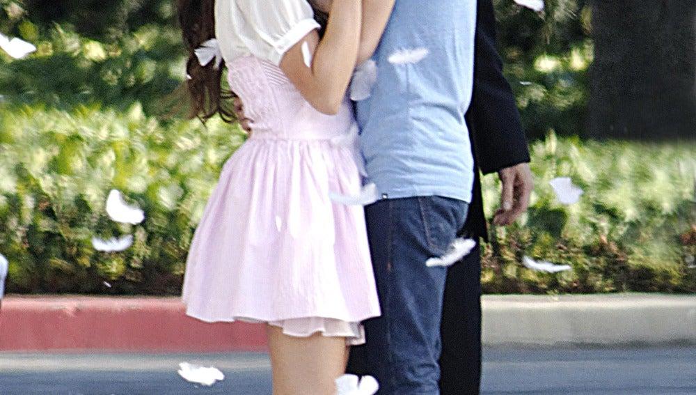 Pero bueno Selena... ¡Este no es Justin!