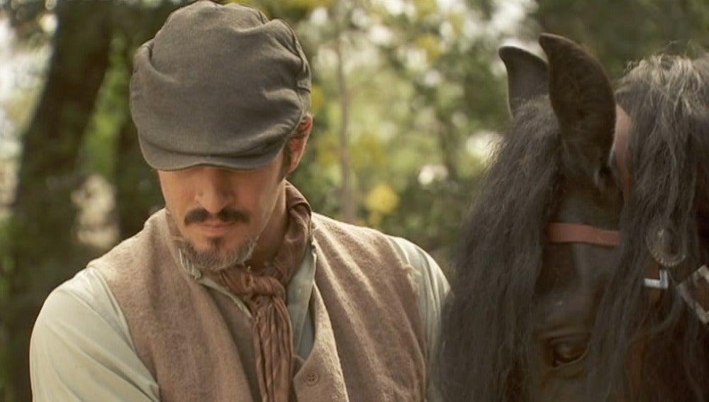 Alfonso y Raimundo buscan a Tristán