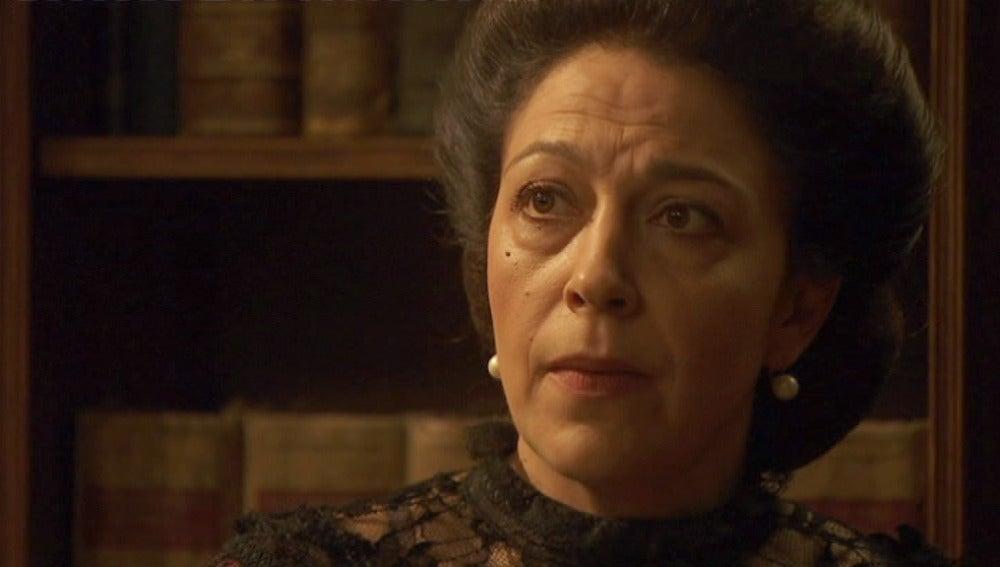 Francisca conoce al secuestrador
