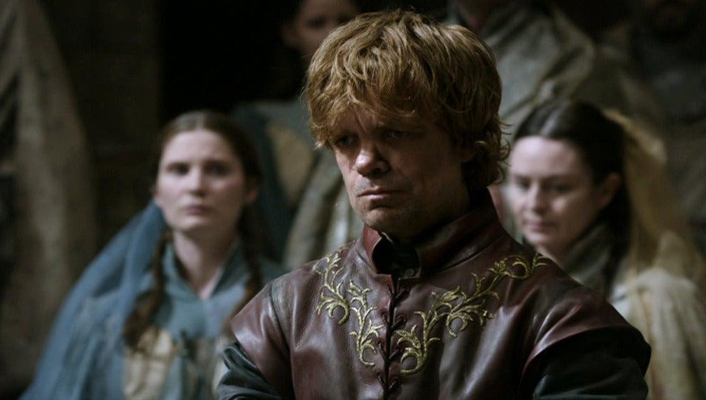 Tyrion confiesa sus crímenes