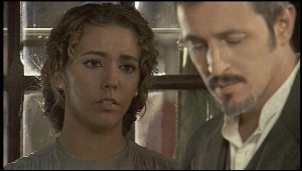 Emilia y Alfonso están en crisis