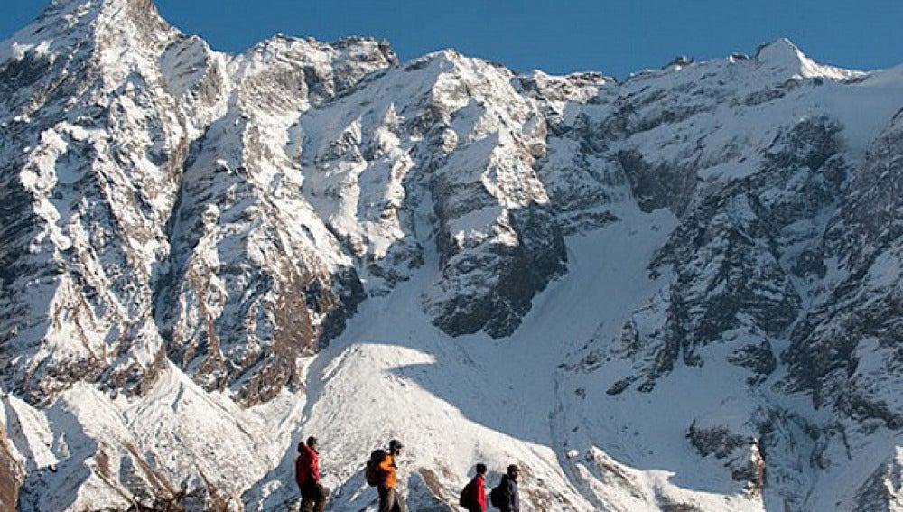 Ruta del Himalaya