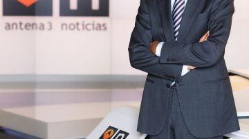 Matías Prats, veteranía enlos informativos de Antena 3
