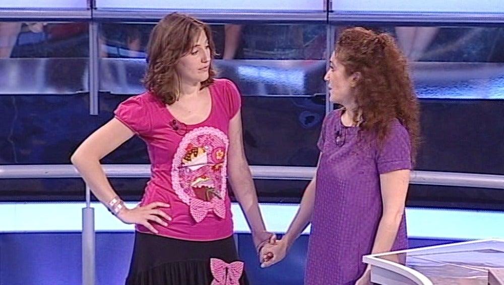 Chiqui y Rebeca