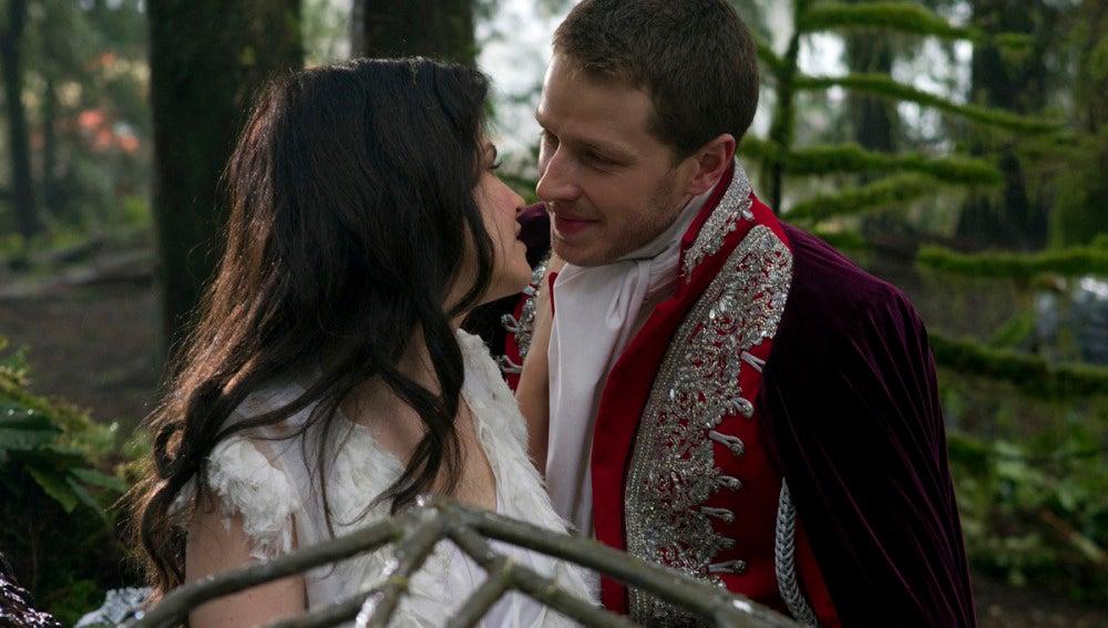 El Príncipe Encantado y Blancanieves