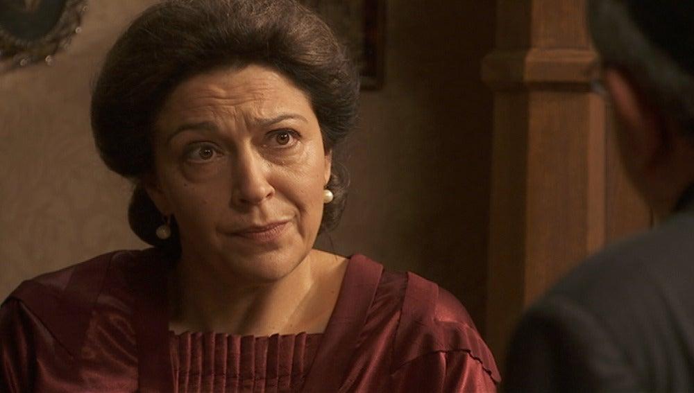"""Doña Francisca insiste en su empeño de """"encontrarse"""" con Raimundo"""