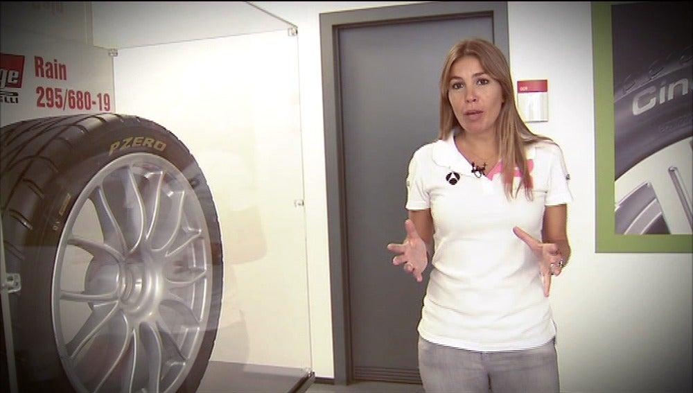 Nira Juanco nos enseña el 'laboratorio' de Pirelli en Milán