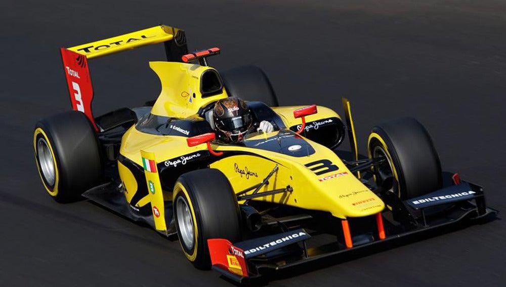 Davide Valsecchi, en GP2