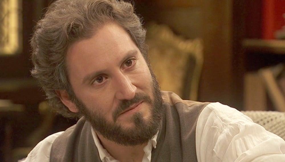 Gonzalo quiere limar asperezas con Tristán