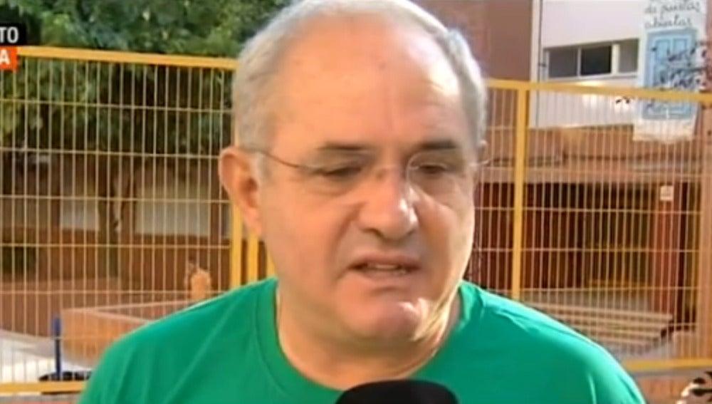 Antena 3 tv triste comienzo de curso en el colegio de for Espejo publico hoy completo