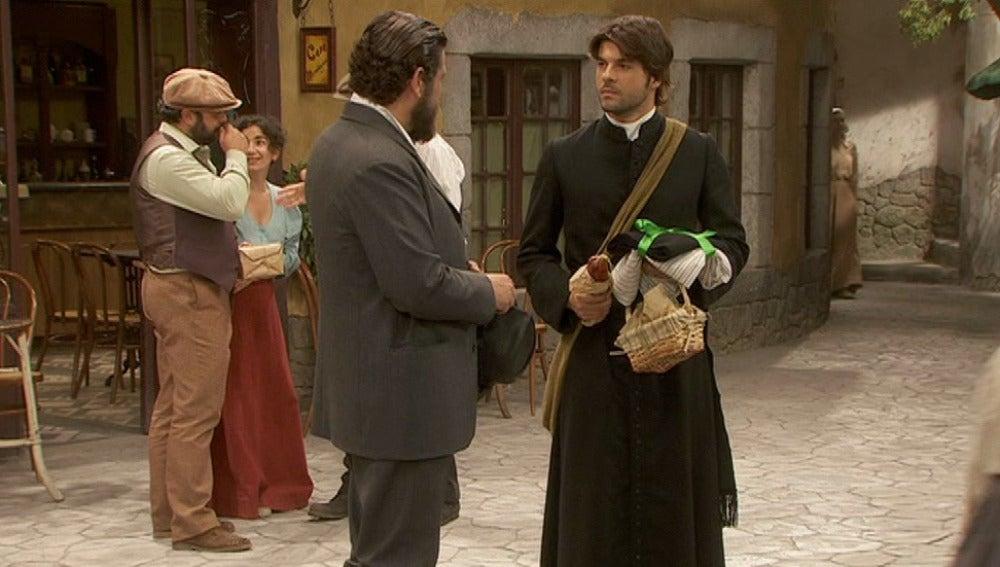 Gonzalo puede quedarse en Puente Viejo