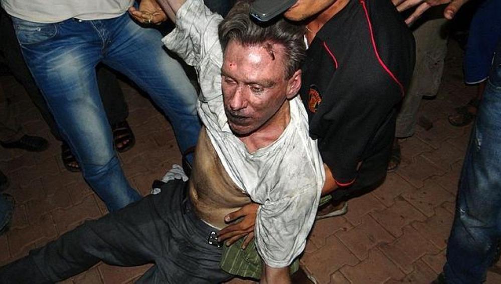 Embajador de EEUU en Libia