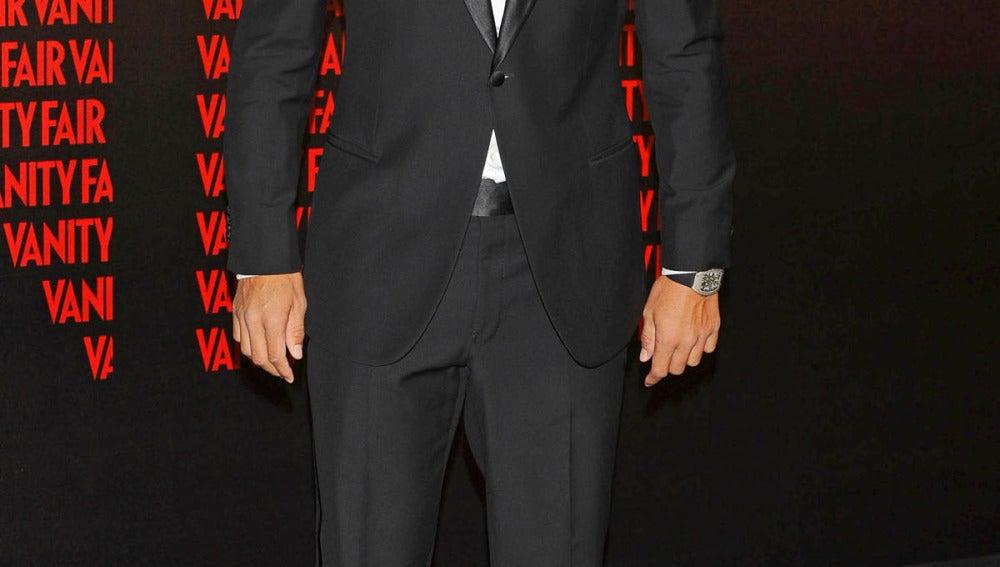 Rafa Nadal, muy feliz tras su nombramiento como el 'Hombre del año'