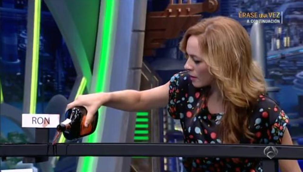 Marta Hazas elige Ron