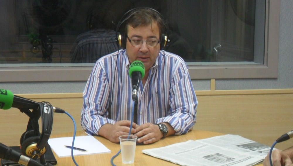 Guillermo Fernández Vara en OCR Mérida. 18-09-2012
