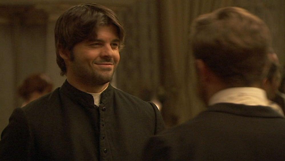 Fernando pide permiso para cortejar a María
