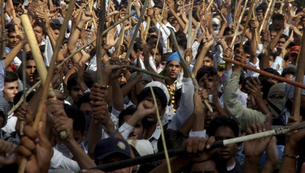 Protestas en el mundo islámico por la cinta antimusulmana