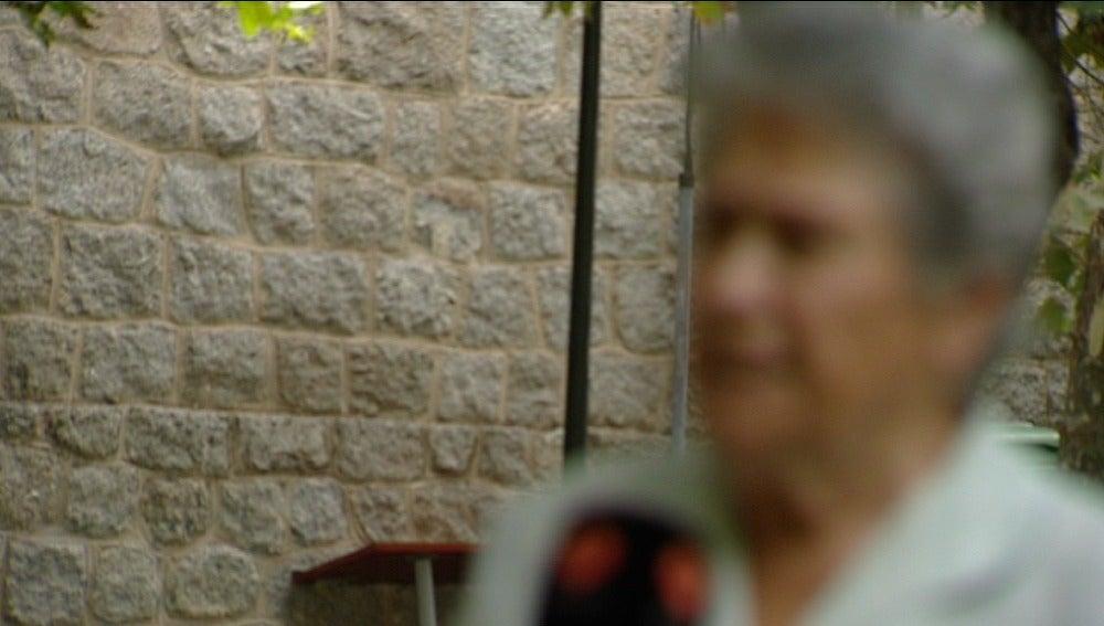 Emilia Martín, cuidadora