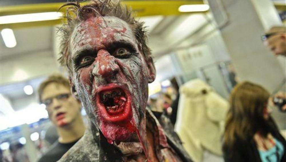 Preparación para posible ataque de zombies en EEUU