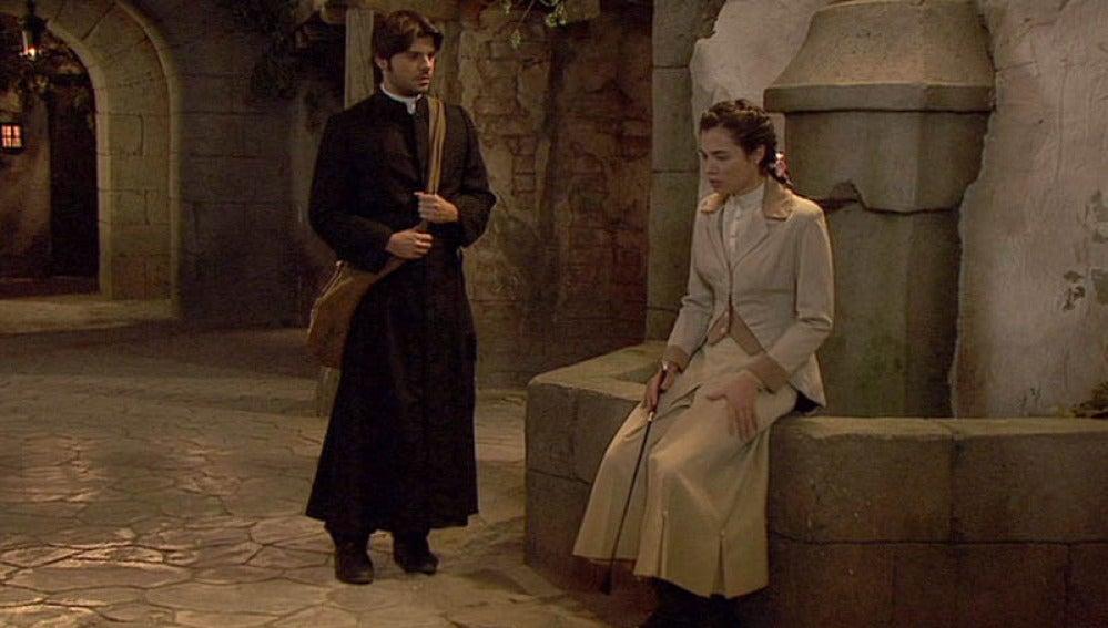 Gonzalo se siente dolido con María