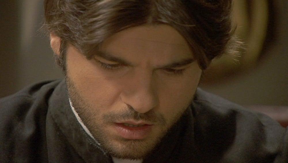 Gonzalo está enfadado con María