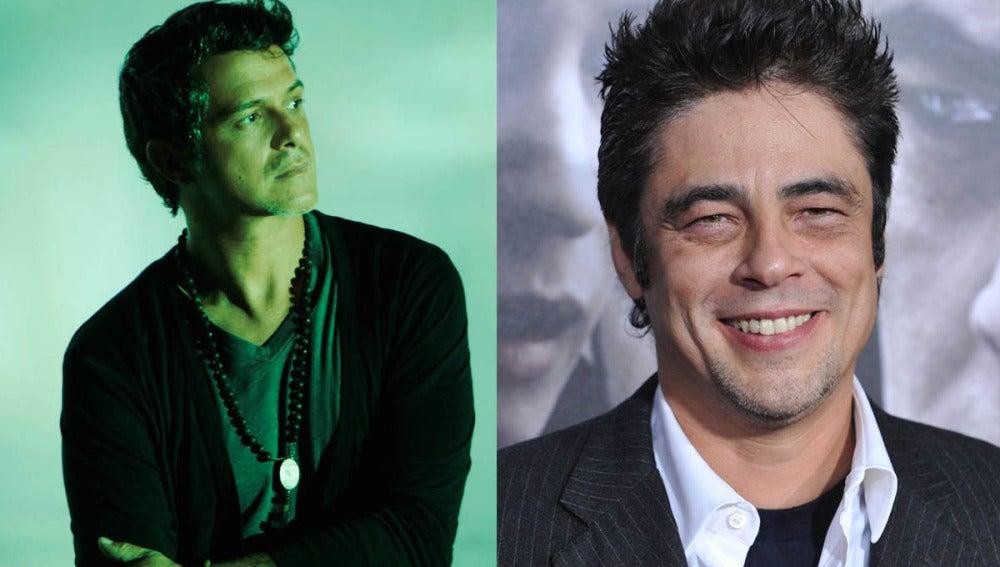 Alejandro Sanz y Benicio del Toro, próximo invitados de 'El Hormiguero 3.0'