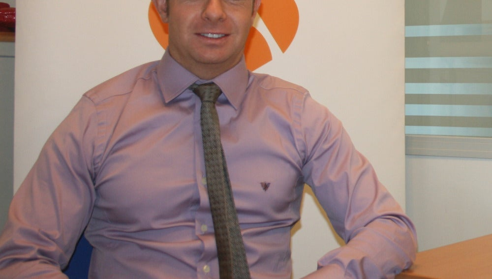 Javier Martínez, nutricionista