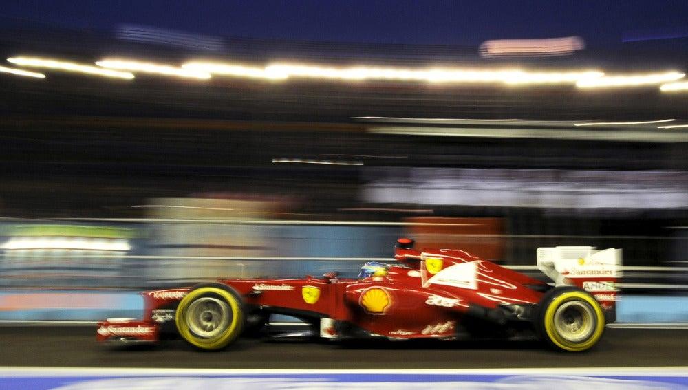Alonso sobre Singapur