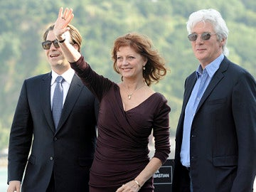 Susan Sarandon y Richard Gere