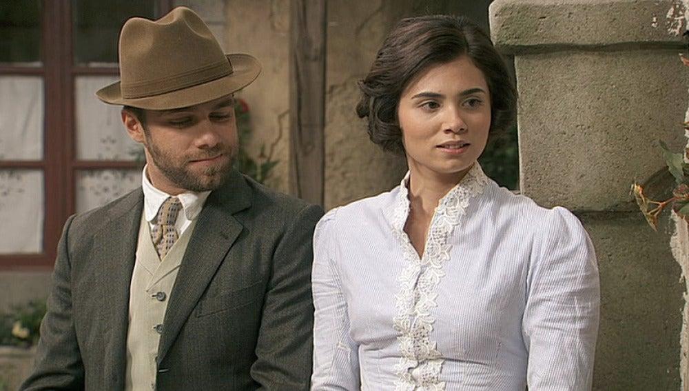 Fernando y María