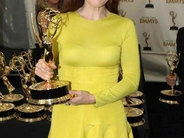 Julianne Moore se lleva el Emmy por interpretar a Sarah Palin