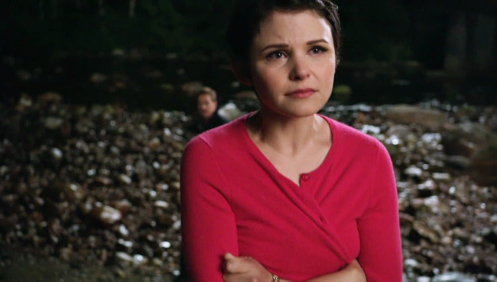 David rechaza a Mary Margaret