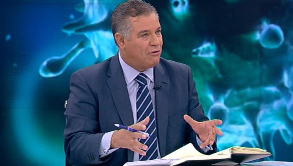 Doctor Beltrán habla sobre la gripe