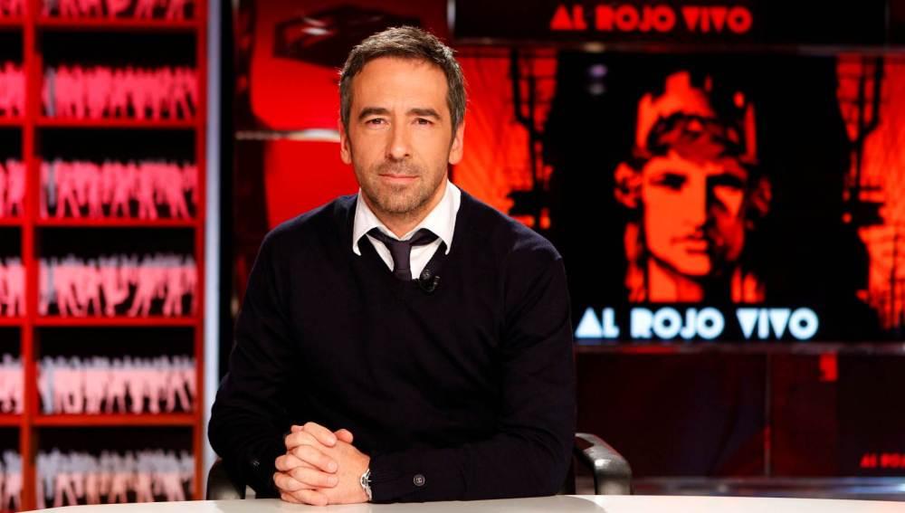 Álvaro Rivas, Especial Al Rojo Vivo