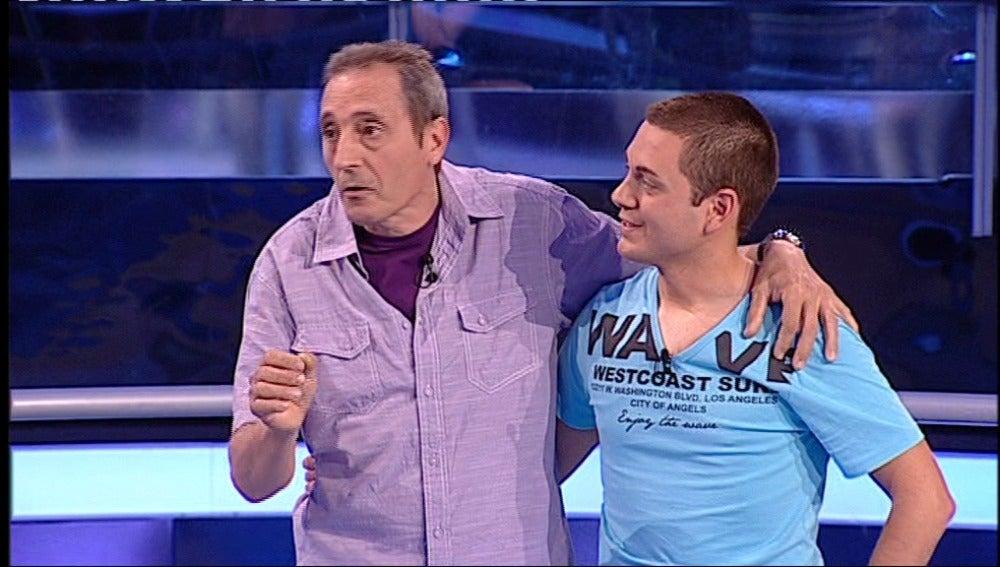 Domingo y Omar