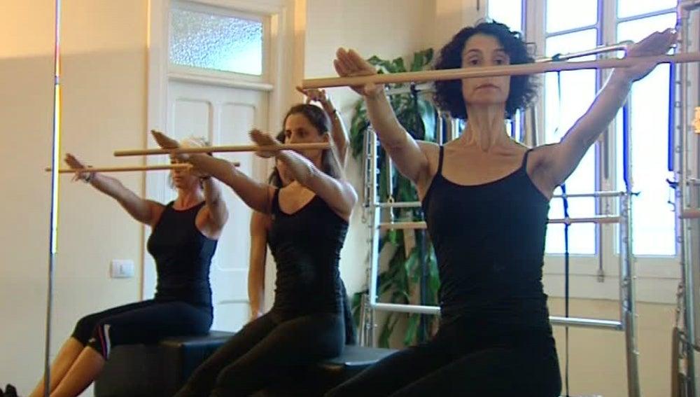 Practicar pilates tiene efectos beneficiosos