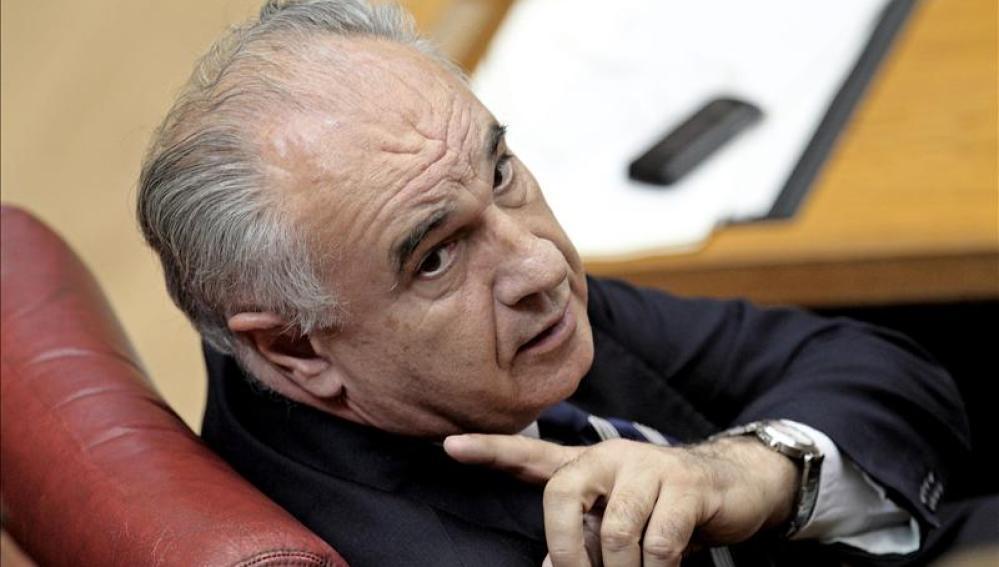 Rafael Blasco, exconsejero de la Generalitat valenciana