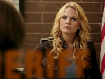 Emma se convierte en sheriff de Storybrooke