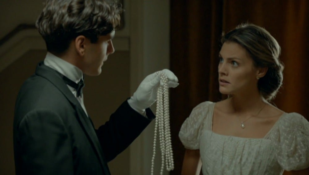 Alicia y Julio, cómplices del robo