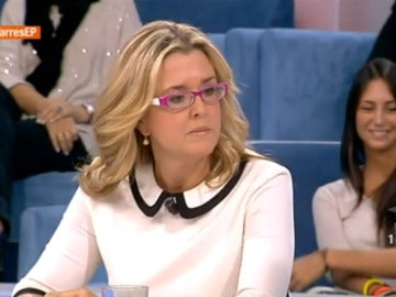 Anna Tarrés, en una pasada intervención en Espejo Público