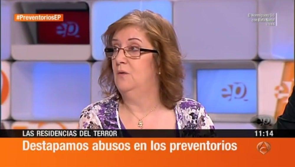 Antena 3 tv dolores tengo traumas todav a por los for Espejo publico hoy completo