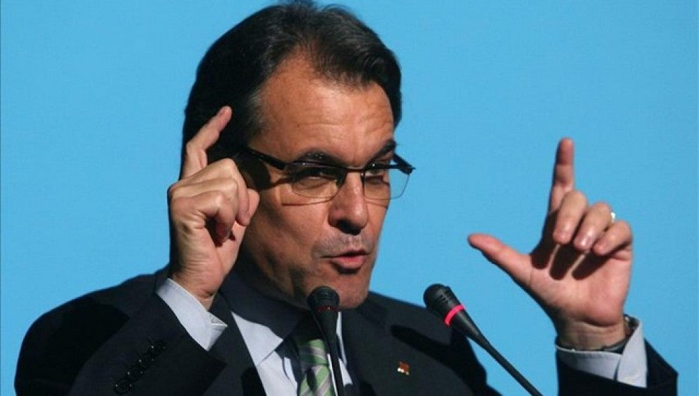 Artur Mas, proclamado candidato a la Generalitat