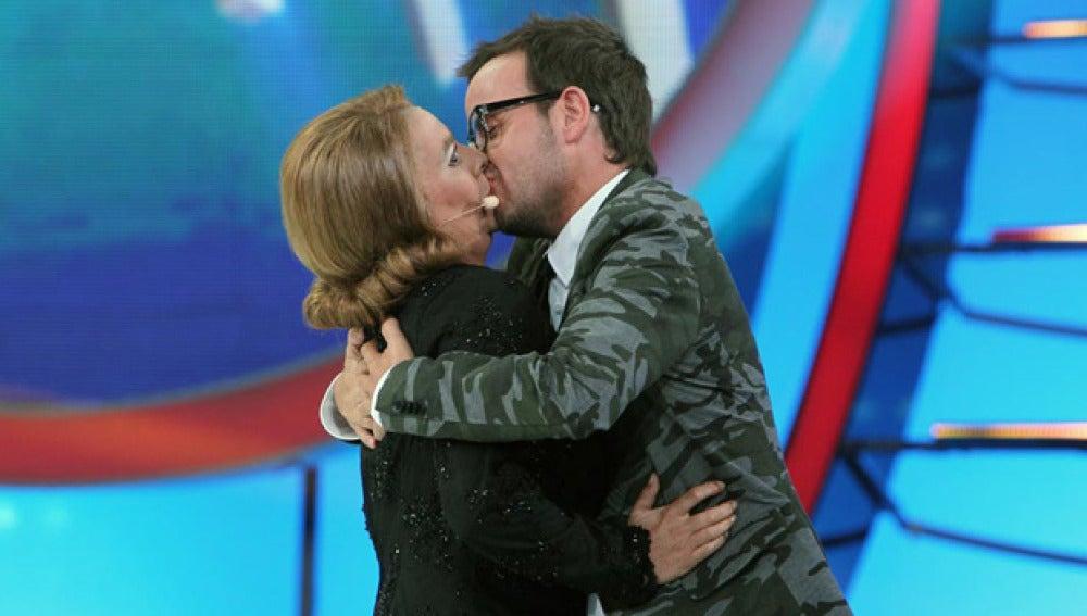 María y Ángel