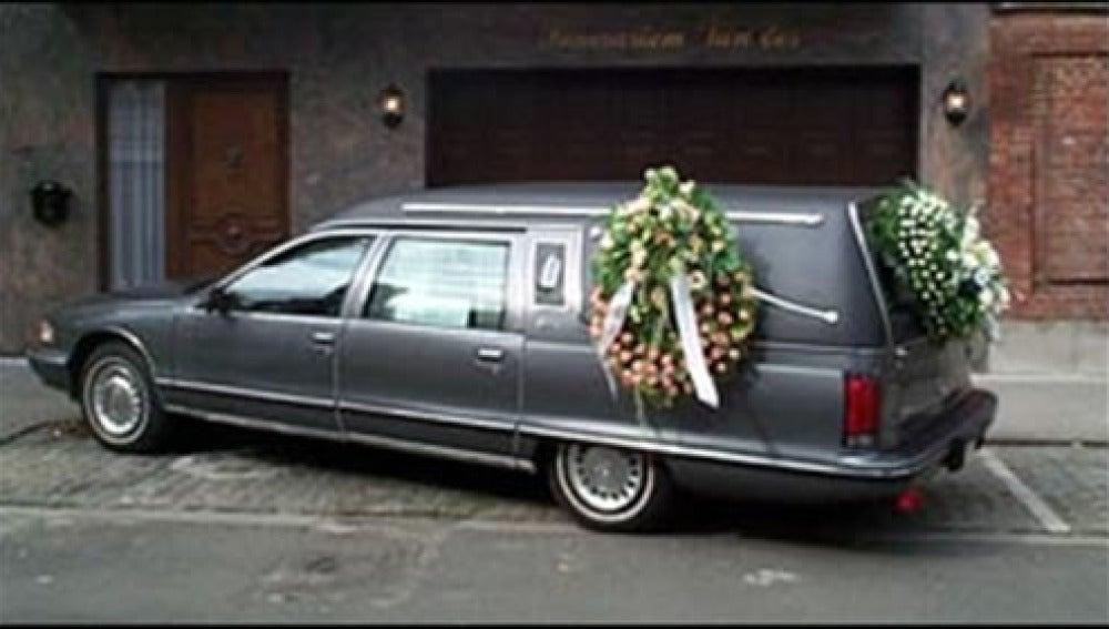 Coche fúnebre