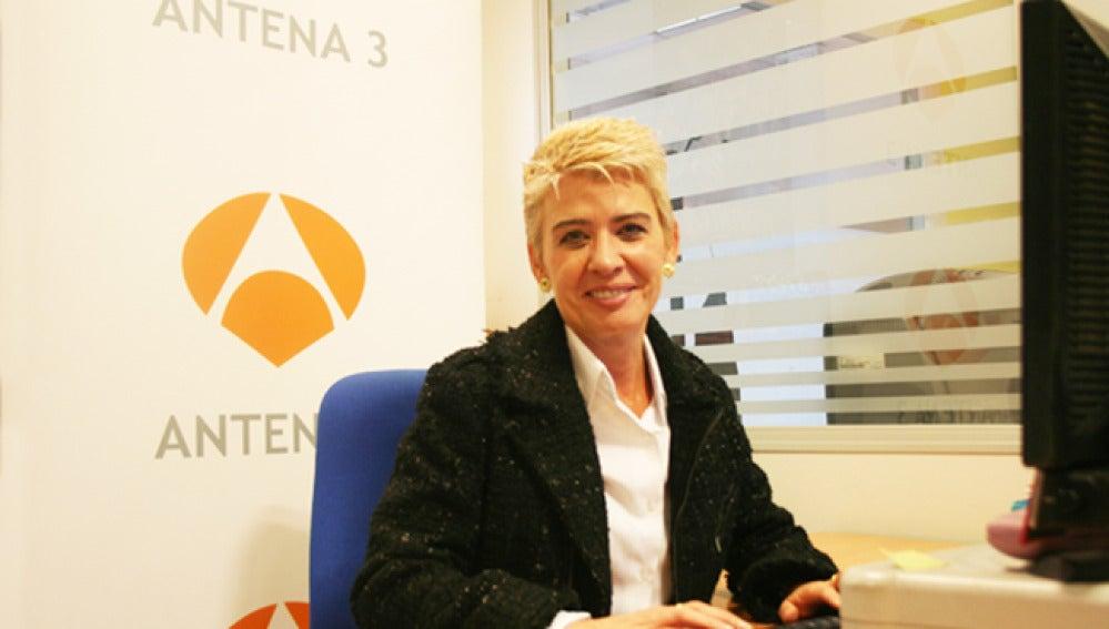 Mariso Rubio en el encuentro de Antena 3
