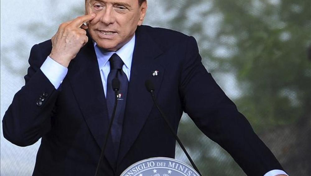 Berlusconi niega los cargos en el 'caso Ruby'