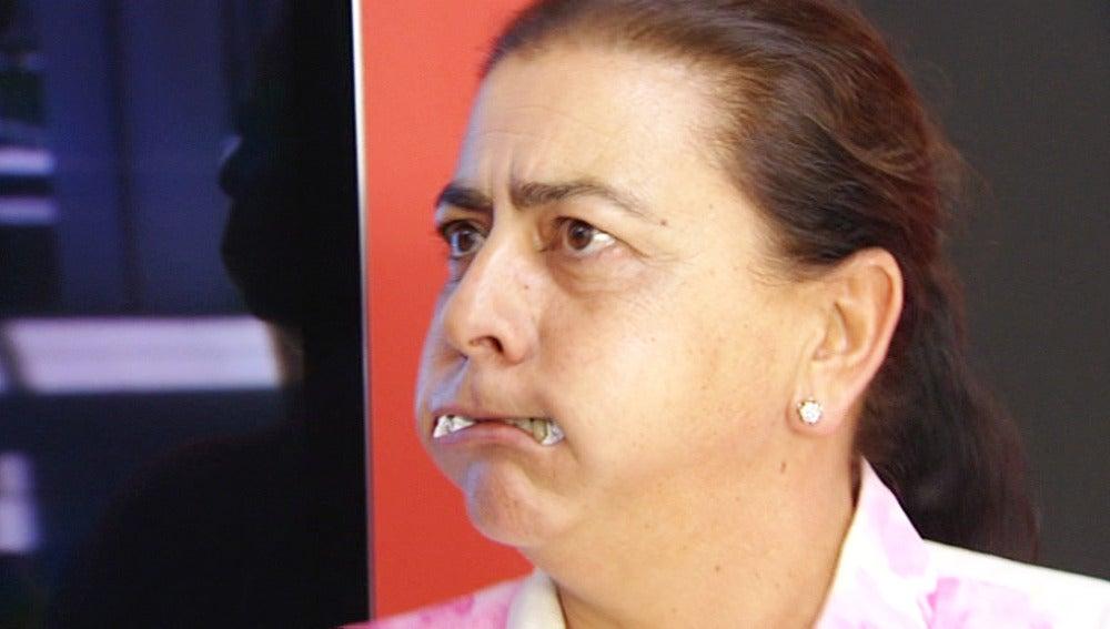 María del Monte en 'TCMS'
