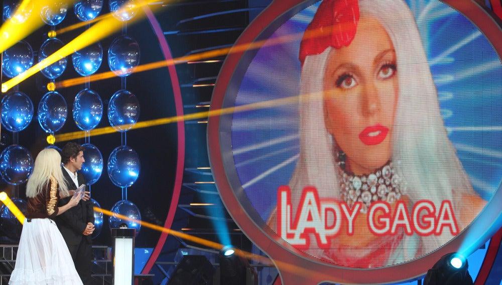 Anna Simon será Lady Gaga