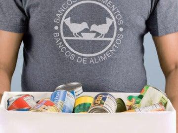 Banco de Alimentos de A Mariña, en Lugo